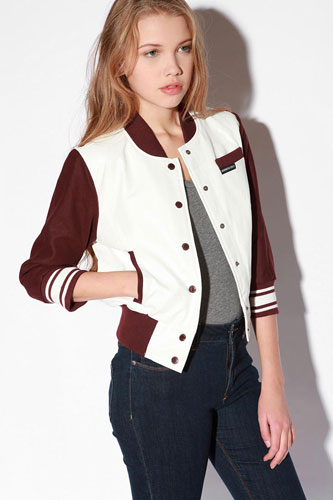 Varsity Jackets: Mens & Ladies Varsity Jackets, College Jackets. Browse this great range of varsity jackets which we've brought together from the best UK Clothing shops for you to choose from. varsity jackets. Make browsing easier & select Browse By Price or Browse By Shop. Click on the products for more information & to buy them In Store.